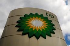 Tập đoàn BP công bố kết quả kinh doanh tích cực trong quý 1