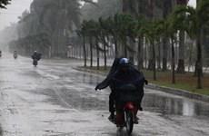 Ảnh hưởng không khí lạnh tăng cường, Bắc Bộ có mưa rất to