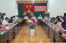Hướng dẫn người ứng cử đại biểu Quốc hội và HĐND vận động bầu cử