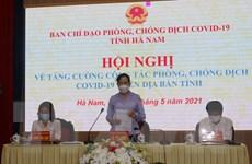 Làm rõ trách nhiệm của tập thể, cá nhân khiến dịch lây lan ở Hà Nam