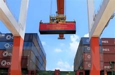 Cảng Tân Cảng-Cái Mép Thị Vải đón tàu khai thác tuyến dịch vụ CES