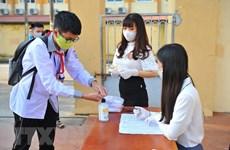 Hà Nội: Các trường học nghiêm túc phòng dịch COVID-19 sau kỳ nghỉ lễ