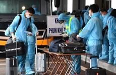 Đà Nẵng xin ngừng tiếp nhận chuyến bay đưa công dân về nước