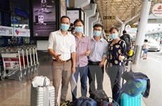 Đội phản ứng nhanh Bệnh viện Chợ Rẫy giúp Lào chống dịch COVID-19