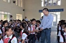 Cộng đồng góp tặng trẻ em 31.000 ly sữa trong chiến dịch của Vinamilk