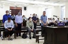 Bị cáo Vũ Huy Hoàng và đồng phạm 'biết sai nhưng vẫn cố tình làm'
