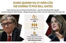 [Infographics] Xung quanh vụ ly hôn của vợ chồng tỷ phú Bill Gates
