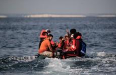 Đức: Tổ chức Sea Watch giải cứu 450 người di cư trên biển