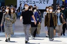 COVID-19: Chính phủ Nhật Bản cân nhắc gia hạn tình trạng khẩn cấp