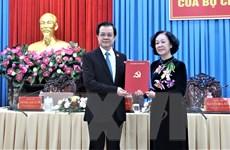 Phó Chánh án Tòa án Nhân dân Tối cao làm Bí thư Tỉnh ủy An Giang