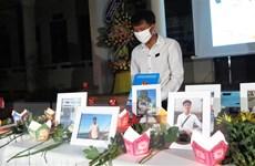 Sinh viên Nguyễn Văn Nhã - tấm gương sáng về lòng dũng cảm