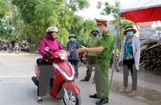 Bắc Ninh thực hiện giãn cách xã hội tại 5/8 huyện, thị, thành phố