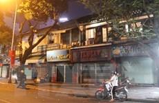 TP Hồ Chí Minh tạm dừng thêm nhiều hoạt động, dịch vụ không thiết yếu