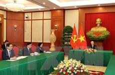 Báo chí Cuba đưa đậm về cuộc điện đàm giữa lãnh đạo Việt Nam và Cuba