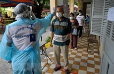 Dịch COVID-19: Campuchia phong tỏa một khu vực giáp biên giới Việt Nam