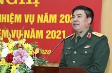 Bổ nhiệm Trung tướng Phạm Đức Duyên giữ chức Chính ủy Quân khu 2