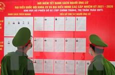 Tăng cường tuyên truyền phòng, chống dịch, đảm bảo công tác bầu cử