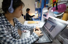 Thành phố Hồ Chí Minh: Linh hoạt tổ chức ôn tập cho học sinh cuối cấp