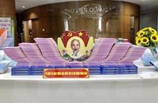 Quảng Ninh trưng bày trên 3.000 ấn phẩm sách, báo về bầu cử