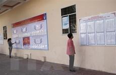Kịp thời giải quyết các khiếu nại, tố cáo, phản ánh về công tác bầu cử