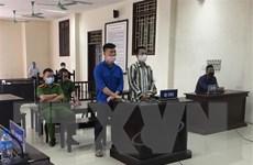 Thái Bình: Hai 'đàn em' của Nguyễn Xuân Đường nhận thêm án tù giam