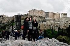 Hy Lạp khởi động mùa du lịch với hy vọng phục hồi kinh tế