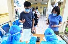 Hà Nội rà soát, xét nghiệm COVID-19 tất cả người trở về từ Đà Nẵng