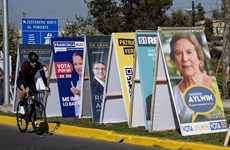 Cử tri Chile bỏ phiếu bầu các thành viên Quốc hội lập hiến
