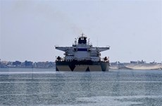 Ai Cập tiến hành nạo vét, mở rộng đoạn phía Nam của kênh đào Suez