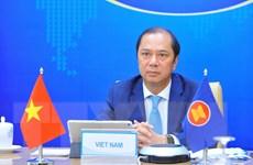 Tạo xung lực thúc đẩy hợp tác ASEAN-Trung Quốc ở tất cả các lĩnh vực
