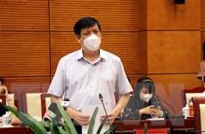 Bộ trưởng Y tế: Bắc Ninh cần đảm bảo an toàn trong khu công nghiệp