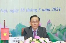 Việt Nam thông báo kết quả Đại hội XIII tới Đảng Nhân dân Campuchia