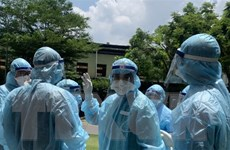 Việt Nam ghi nhận 153 ca mắc mới COVID-19 trong ngày 18/5