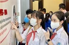 Khánh thành công trình 'Không gian Bác Hồ với thiếu nhi' tại TP.HCM