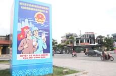 Các địa phương xây dựng phương án đảm bảo an toàn cho bầu cử
