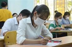 Thái Bình điều chỉnh thời gian thi vào lớp 10 Trung học phổ thông