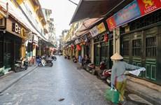 Từ 12h00 ngày 25/5, Hà Nội dừng triệt để hoạt động tập thể, hàng quán
