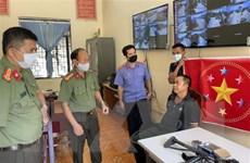 Công an Sơn La bắt giữ đối tượng tàng trữ trái phép vũ khí