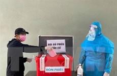 Thành công của cuộc bầu cử khẳng định sức mạnh từ lòng dân