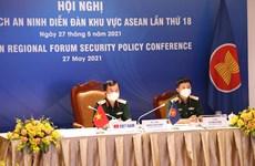 Hội nghị Chính sách an ninh Diễn đàn khu vực ASEAN lần thứ 18