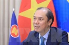Thứ trưởng Nguyễn Quốc Dũng đồng chủ trì Diễn đàn ASEAN-Nhật Bản