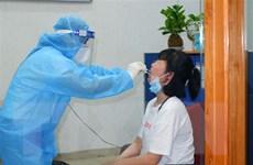 Ghi nhận 150 ca mắc COVID-19 trong nước, 36 ca tại TP.Hồ Chí Minh