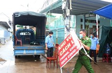 Phú Thọ: Dỡ cách ly y tế tại xã Kim Đức ở thành phố Việt Trì