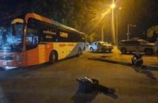 Đà Nẵng: Tài xế xe khách phun nước bọt, đe dọa làm lây lan dịch bệnh