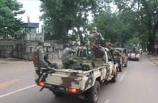 ECOWAS đình chỉ tư cách thành viên của Mali sau cuộc đảo chính