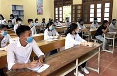 Bình Thuận: Lần đầu tiên tổ chức thi tốt nghiệp THPT tại đảo Phú Quý