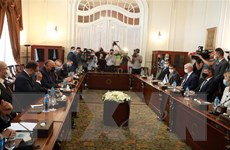 Ai Cập và Israel phối hợp thúc đẩy tiến trình hòa bình Trung Đông