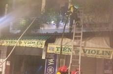 Vụ cháy nhà tại quận 3, Thành phố Hồ Chí Minh: Hai nạn nhân đã tử vong