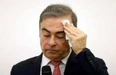Thẩm phán Pháp thẩm vấn cựu chủ tịch Nissan Carlos Ghosn ở Liban