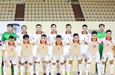 Bốc thăm chia bảng FIFA Futsal World Cup: Việt Nam vào nhóm nào?